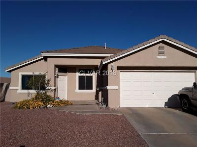 Henderson Single Family Home For Sale: 2 Split Hoove Court
