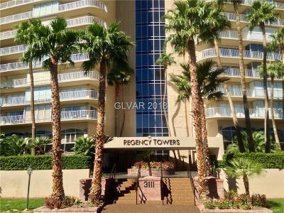 Regency Towers 3rd Amd, Regency Towers Amd High Rise For Sale: 3111 Bel Air Drive #10H