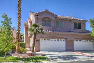 Las Vegas Condo/Townhouse Under Contract - Show: 5308 Runningbrook Road
