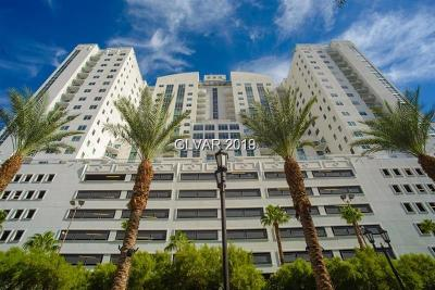Las Vegas High Rise For Sale: 150 North Las Vegas Boulevard #1019