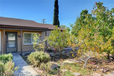 Boulder City Single Family Home Under Contract - Show: 681 Seventh Street