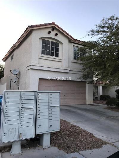 Single Family Home For Sale: 10163 Lemon Thyme Street