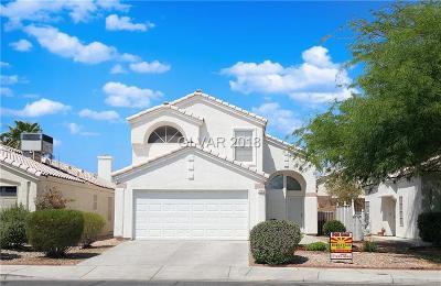 Las Vegas NV Single Family Home For Sale: $255,250