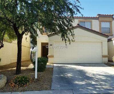 Las Vegas NV Condo/Townhouse For Sale: $161,500