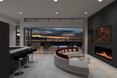 Boulder City, Henderson, Las Vegas, North Las Vegas Single Family Home For Sale: 667 Scenic Rim Drive