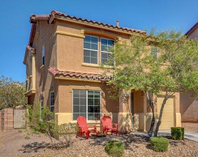 Henderson NV Single Family Home Under Contract - No Show: $235,000