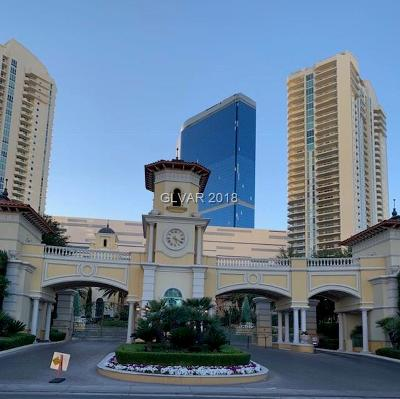 Las Vegas High Rise For Sale: 2777 Paradise Road #104