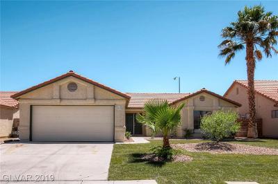Las Vegas NV Single Family Home For Sale: $292,900