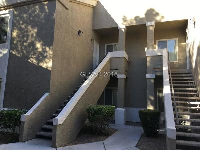 Las Vegas Condo/Townhouse For Sale: 3940 Quiet Pine Street #203