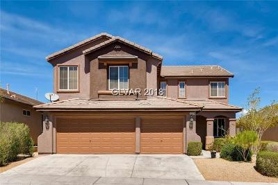 Las Vegas Single Family Home For Sale: 9028 Black Elk Avenue