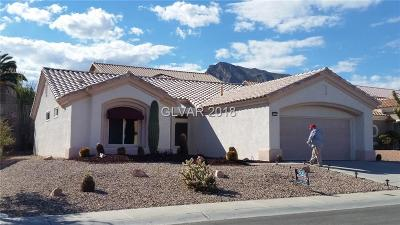 Las Vegas NV Single Family Home For Sale: $330,000