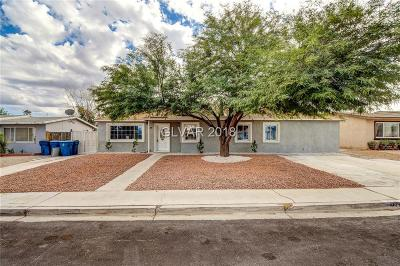 Single Family Home Under Contract - No Show: 4619 Kay Place
