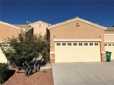 Boulder City Condo/Townhouse For Sale: 232 Morgyn Lane #5