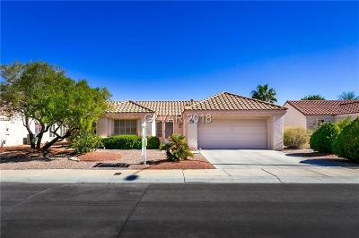 Single Family Home Under Contract - No Show: 2456 Desert Sands Drive