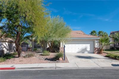 Henderson Single Family Home For Sale: 1871 Desert Forest Way