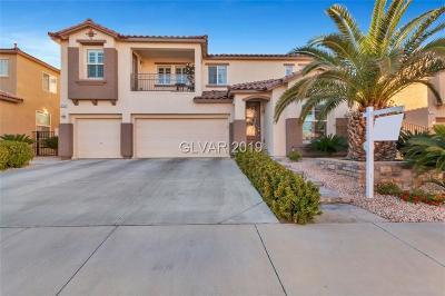 Single Family Home For Sale: 1053 Pleasing Plateau Street