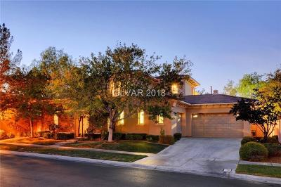 Parcel O Summerlin Village 3 Single Family Home For Sale: 10404 Orkiney Drive