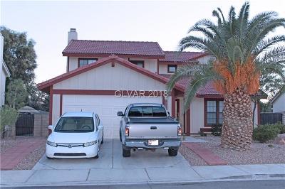 Single Family Home For Sale: 7649 Hernando Drive
