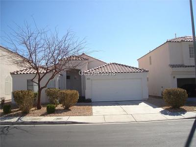 Henderson NV Single Family Home For Sale: $295,000