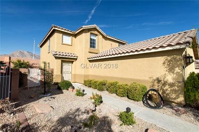 Clark County Single Family Home Sold: 1417 Swanbrooke Drive