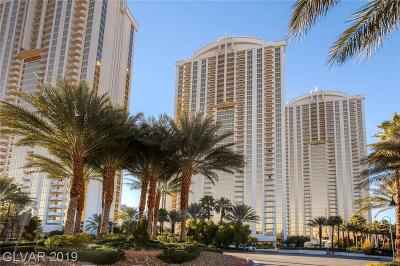 Turnberry M G M Grand Towers L High Rise Under Contract - No Show: 135 East Harmon Avenue #1201