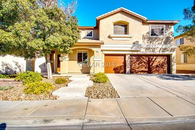 Henderson NV Single Family Home For Sale: $449,000