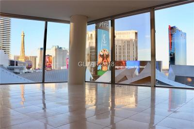 Las Vegas High Rise For Sale: 3726 South Las Vegas Boulevard #511