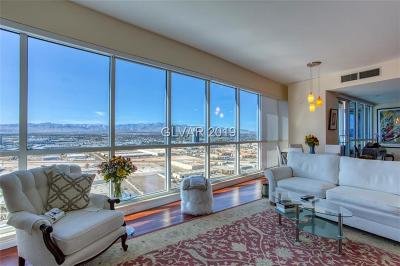 Panorama Tower Phase Iii, Panorama Tower Phase Iii Amd, Panorama Towers 1, Panorama Towers 2 High Rise For Sale: 4525 Dean Martin Drive #2808