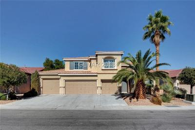 North Las Vegas Single Family Home For Sale: 1304 Silent Sunset Avenue