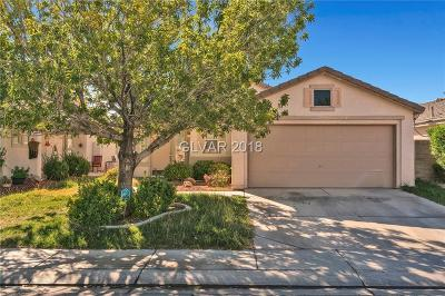 North Las Vegas Single Family Home For Sale: 1831 Featherbrook Avenue