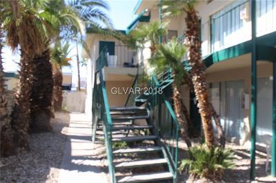 Las Vegas Multi Family Home For Sale: 3792 Palos Verdes Street