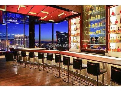 Resort Condo At Luxury Buildin High Rise For Sale: 3750 South Las Vegas Bl Boulevard #2509