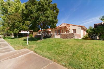 Boulder City Single Family Home Under Contract - Show: 535 Birch Street