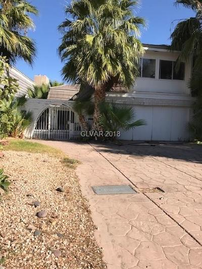 Single Family Home Under Contract - No Show: 778 Vegas Valley Drive
