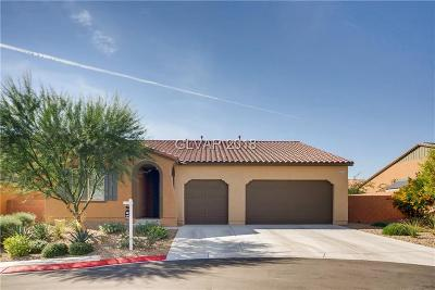 North Las Vegas Single Family Home For Sale: 6553 Claystone Creek Court