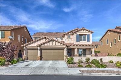 Las Vegas NV Single Family Home Under Contract - No Show: $485,000