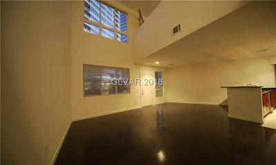 Panorama Towers 1, Panorama Towers 2 High Rise Under Contract - No Show: 4535 Dean Martin Drive #106