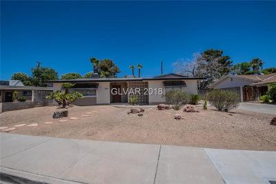 Boulder City Single Family Home For Sale: 306 Yuma Court