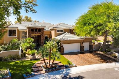 Henderson Single Family Home For Sale: 171 Springfield Street