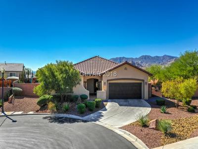 Las Vegas Single Family Home Under Contract - No Show: 10331 Glacier Mist Avenue