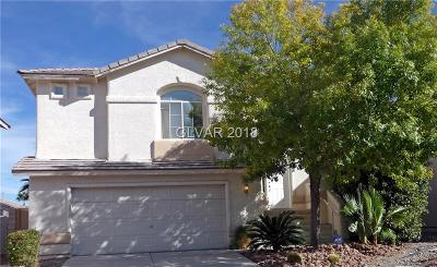 Las Vegas NV Single Family Home Under Contract - No Show: $299,000