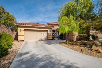 Las Vegas NV Single Family Home For Sale: $449,900