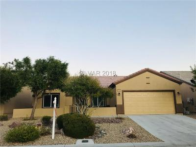North Las Vegas Single Family Home For Sale: 7344 Petrel Street