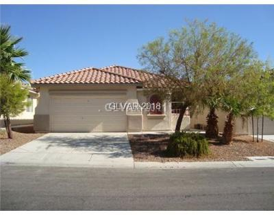 Las Vegas NV Single Family Home For Sale: $280,000