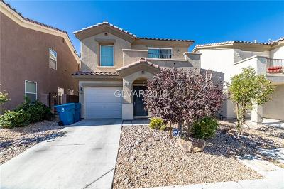 Las Vegas Single Family Home For Sale: 451 Royal Bridge Drive