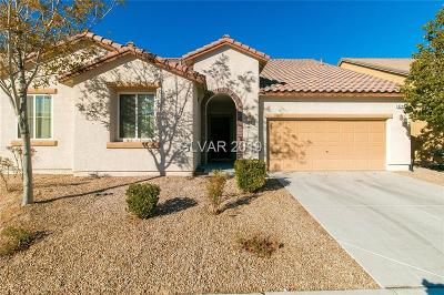 North Las Vegas Single Family Home For Sale: 8229 San Mateo Street
