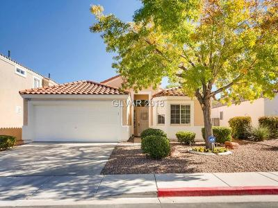 Clark County Single Family Home Sold: 1534 Silver Sunset Drive