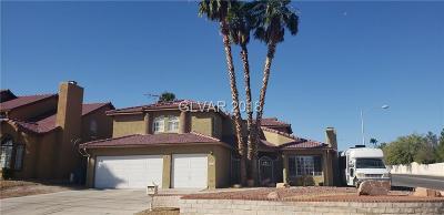 Single Family Home For Sale: 3711 Hildebrand Lane