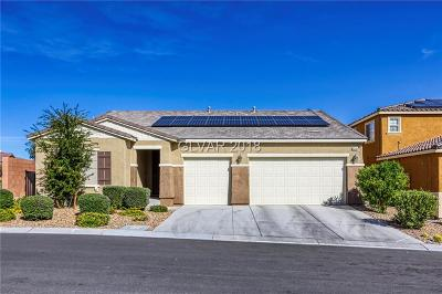 North Las Vegas Single Family Home For Sale: 6548 Claystone Creek