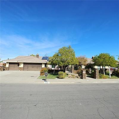 Henderson Single Family Home For Sale: 350 Middleton Drive